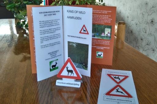 Afbeelding: Oplossing Eenvoudig wildwaarschuwingssysteem